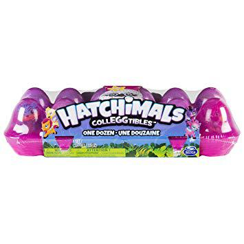 12 oeufs hatchimals