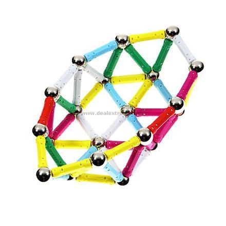 3d magnetic puzzle