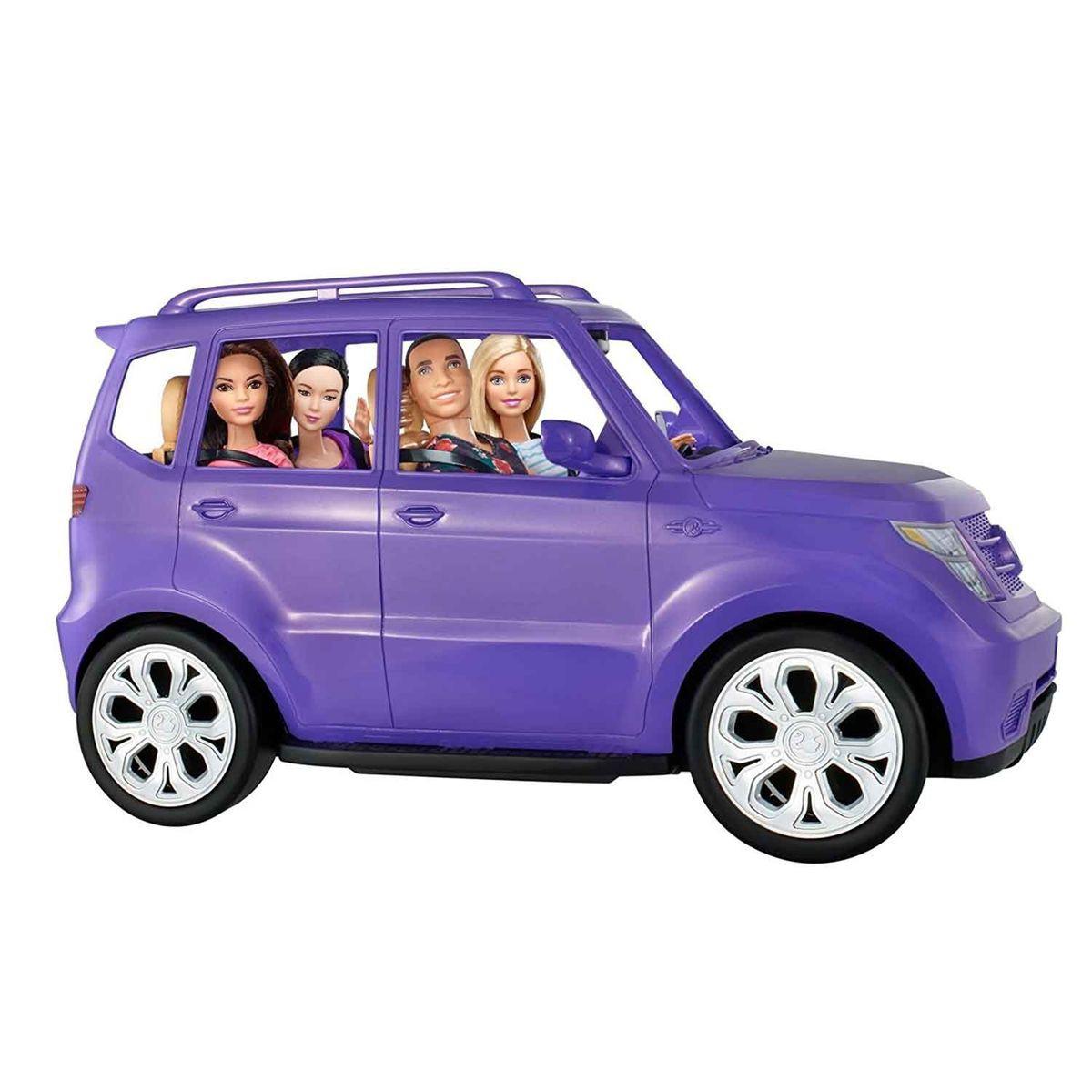 4x4 barbie