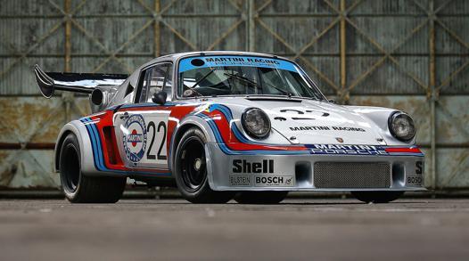 911 turbo rsr