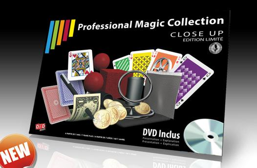 accessoire magie professionnel