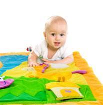 activité bébé 6 mois