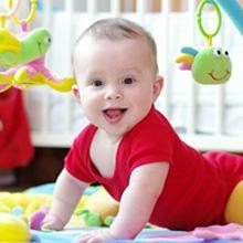 activité bébé 7 mois