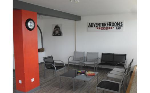adventure room pau