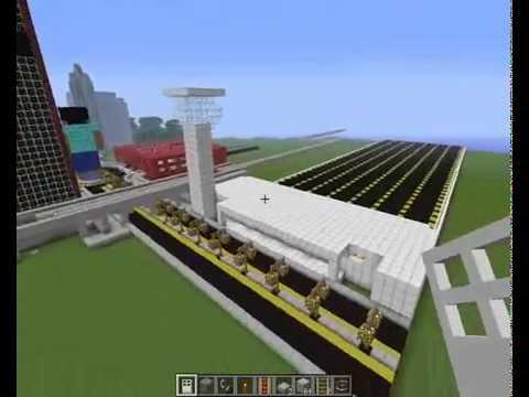 aeroport minecraft
