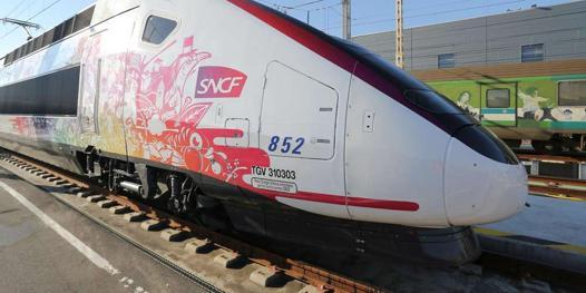 agen paris train
