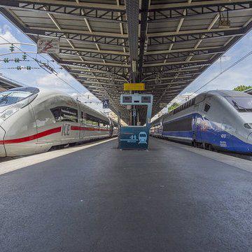 agen to paris train