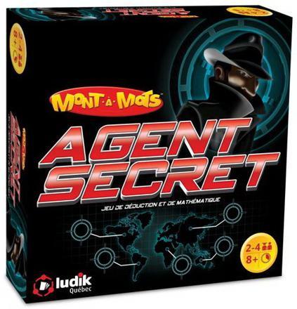 agent secret jeu