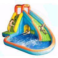 aire de jeux piscine