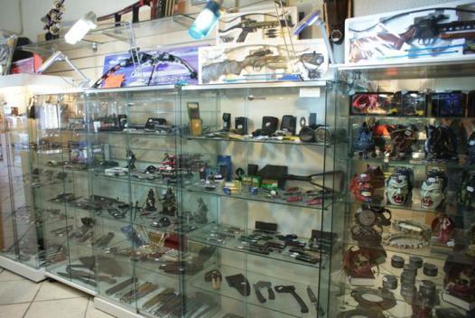 airsoft perpignan boutique