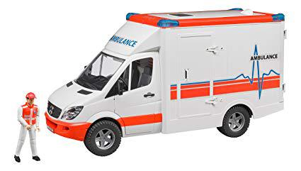 ambulance bruder