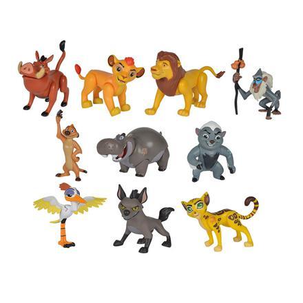 animaux du roi lion