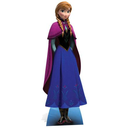 anna de la reine des neiges