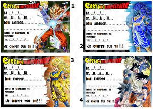 anniversaire dragon ball z