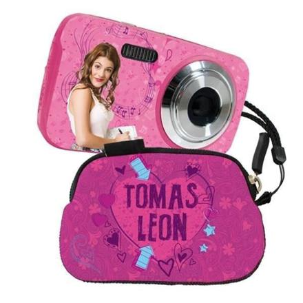 appareil photo violetta