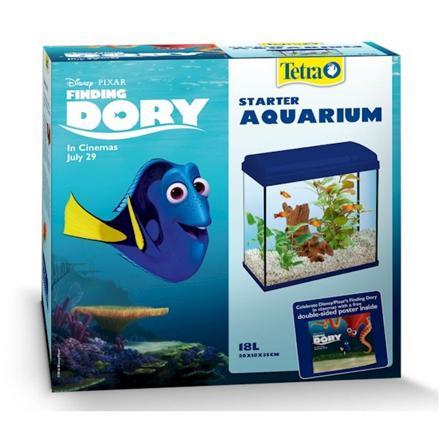 aquarium dory