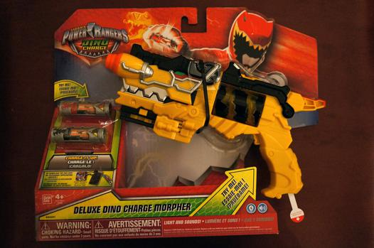 arme power rangers dino charge