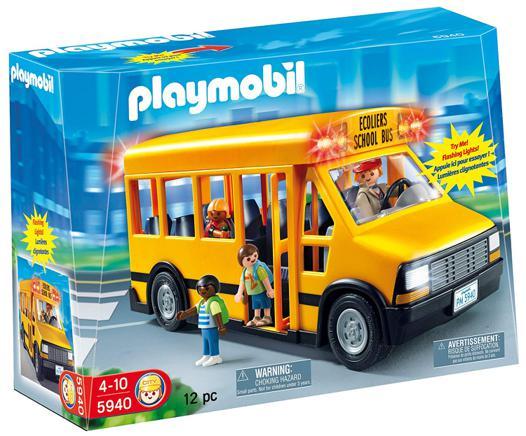 autocar playmobil