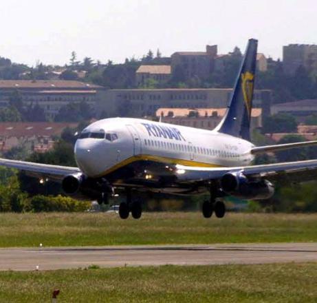 avion carcassonne