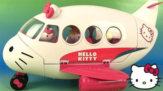 avion hello kitty