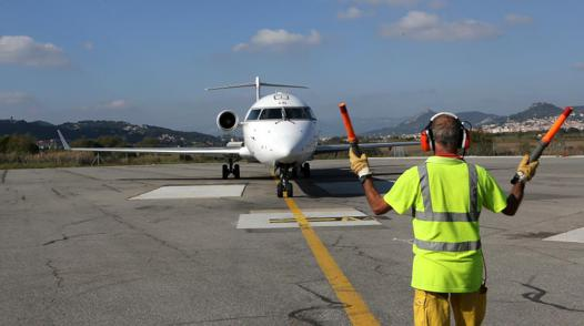 avion paris toulon hyeres