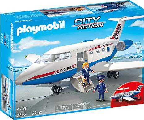 avion playmobil 5395