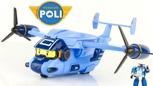 avion robocar poli