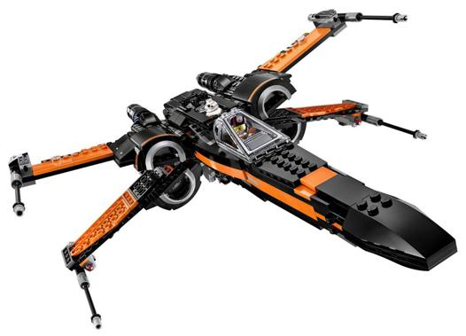 avion star wars lego