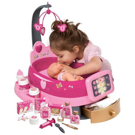 baby nurse electronic nursery