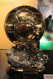 ballon en or