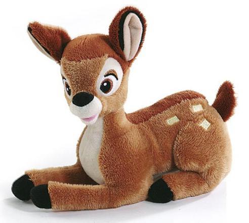 bambi peluche