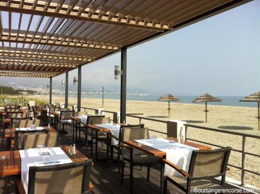 bar de la plage bastia