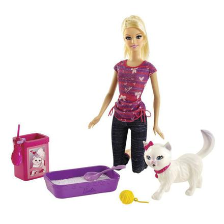 barbie animaux rigolos