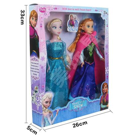 barbie anna et elsa