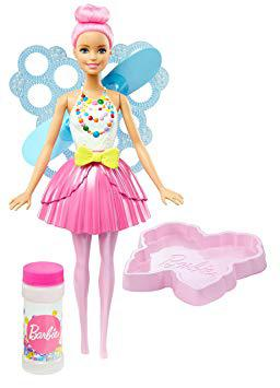 barbie bulle féerique