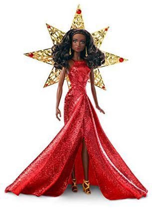 barbie de noel 2017