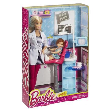 barbie dentiste