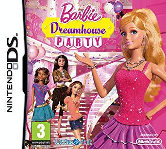 barbie dreamhouse jeux