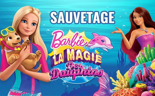 barbie et la magie des dauphins streaming vf