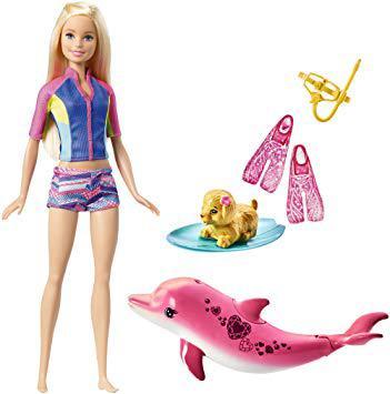 barbie et les dauphins