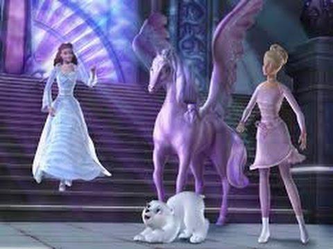 barbie et son cheval magique