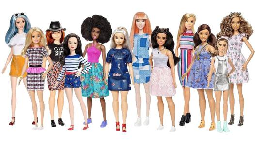 barbie fashionistas 2017