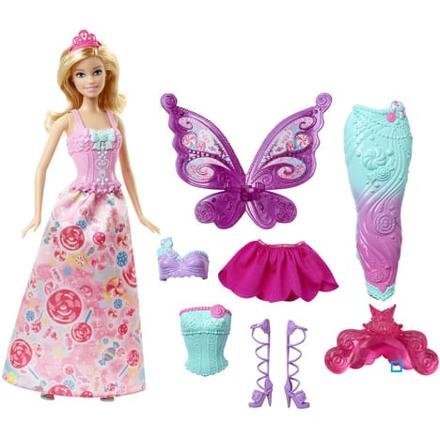 barbie féerie 3 en 1