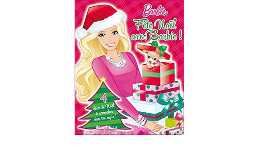 barbie fete noel