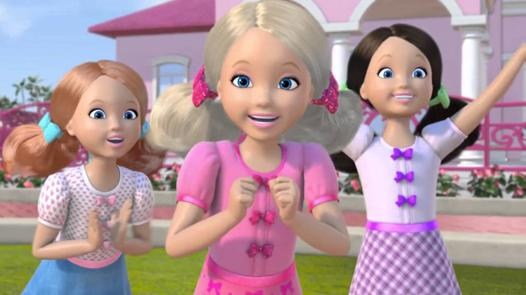 barbie life in the dreamhouse chelsea