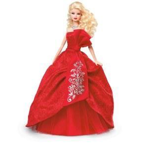 barbie noel 2012