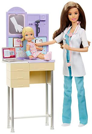 barbie pediatre