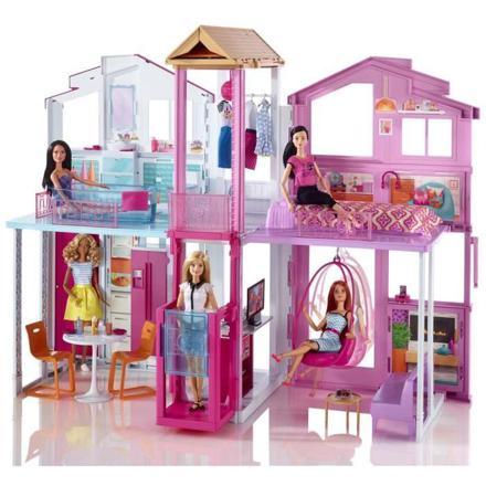 barbie poupeé maison