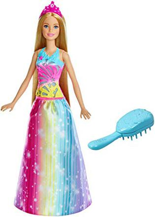 barbie princesse arc en ciel