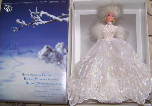barbie princesse des neiges